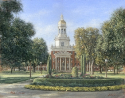 Pat Neff Hall Baylor University Waco Texas